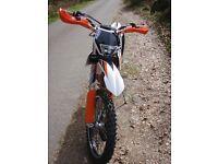 KTM 350 Freeride 62 plate