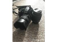 Nikon D3200 DSLR - Used Once - Perfect Condition