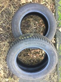 VREDESTEIN SNOWTRAC 5 195 65 R15 Snow tyres and snow chains