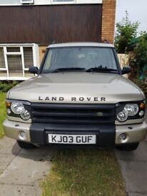 Gold Discovery TD5, 7 seater, Automatic