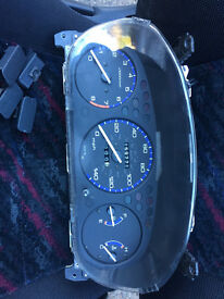 honda civic ej6 ej8 ej9 speedo clocks instrument cluster