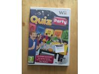 Quiz Party wii/ wii u game