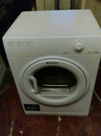 Hotpoint Aquarius Tumble Dryer Vented can deliver if needed