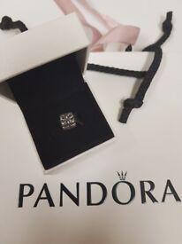 Genuine Pandora 'Present' charm