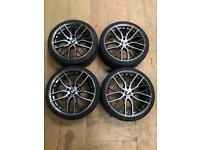 "Bmw 19"" 405M style wheels"