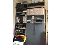 Ikea bookcases