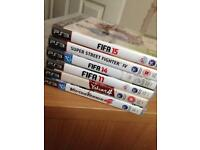 7 amazing PS3 games (perfect condition)