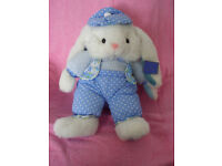 Beautiful Fluffy Easter Bunny Toy