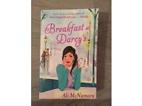 Breakfast At Darcy's by Ali McNamara. Perfect condition