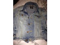 River Island denim jacket