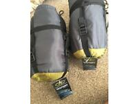 Highlander voyager ultra compact lite sleeping bags
