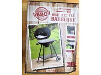 ( New and Sealed ) Original BBQ - Oval Kettle BBQ