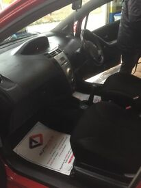 Very rare Toyota Yaris 1800 sport