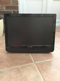 19 inch Technika Black TV