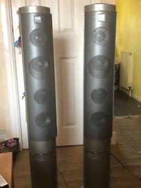 Ministry of sound surround sound speakers