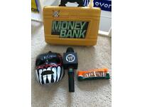 WWE wrestling play accessories