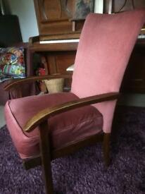 Antique chair - Reduced now £30
