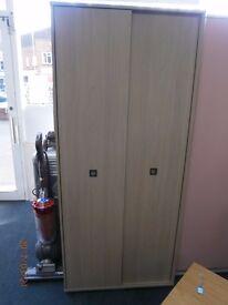 NEW 2 Sliding Door Wardrobe.