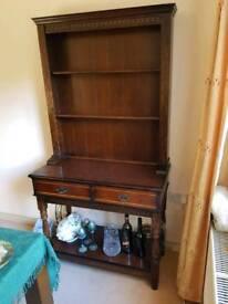 Stunning mahogany dresser