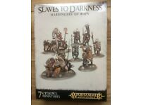Warhammer Age of Sigmar Slave to Darkness Harbingers of Ruin