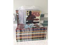 Walking Dead comics - big continuous collection