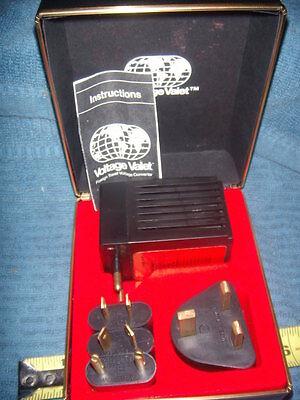NEW IN BOX Voltage Valet 1600 Watt Converter Kit 110/120 Volt V16P