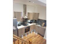 Fully Furnished 2 Bedroom split level flat