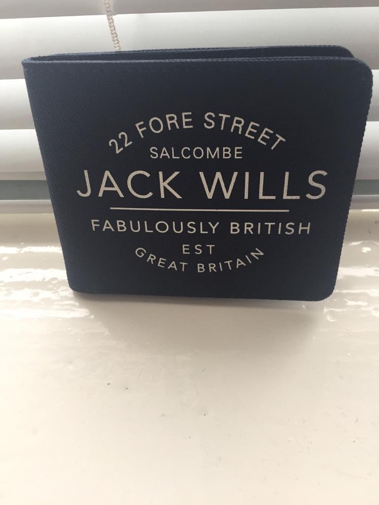 Jack wills wallet