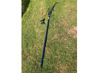 Spear & Jackson Razorsharp telescopic pole saw/pruner
