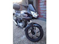 Clean, rust free 2011 Honda CBF125