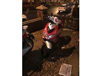 Speedfighter 2 100cc £450