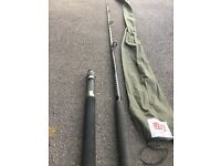 LEEDA boat rod and bag