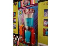 New slush maker&free gift