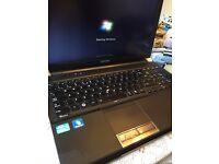 Toshiba Tecra R850-119 15.6 inch Laptop - Black (Core i5-2520M, 2.50/3.20GHz, RAM 4GB, HDD 320GB