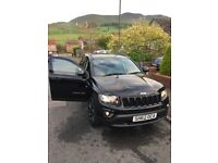 2012 JEEP Compass (Black Limited Edition)