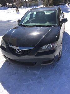 2007 Mazda Mazda3 2800$
