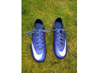Nike CR7football boots. Size 6