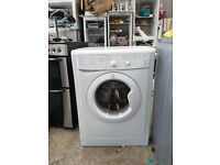 FREE DELIVERY Indesit 5KG, 1100spin washing machine WARRANTY