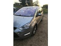 Pco car Ford s max 7 seater west London