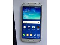 Samsung S4 phone unlocked faulty