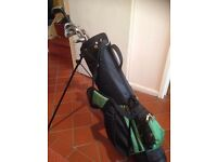 Young Gun junior golf set