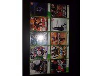 Xbox 360 - 10 games starter pack