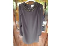 New black party dress - size small (8-10)