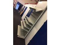 SHELVING FOR SHOP AND WAREHOUSE