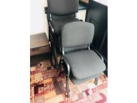 Office chairs x 6