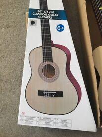 Child's Classical Guitar