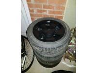 Ford alloy wheels