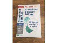 GCSE AQA Combined Science Trilogy .