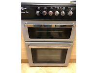 Fan oven, grill & hob... Milano E60