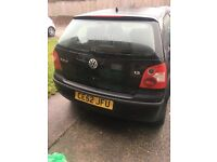 *VOLKSWAGEN POLO 1.2 3DR SPARES OR REPAIRS*
